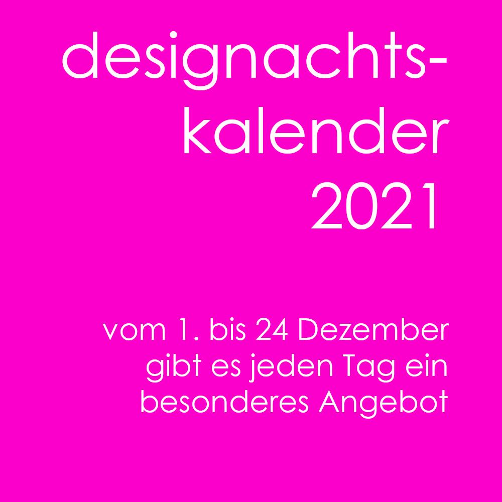 designersgroup präsentiert den designachtskalender 2020